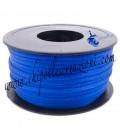 Cordoncino Coda di Topo 3 mm Bluette