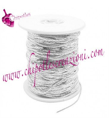 Catena Cobra 0,7 mm Rame color Argento