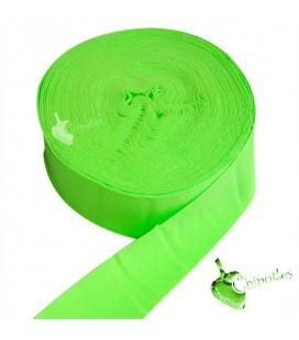 Fettuccia Lycra 30 mm Verde Fluo