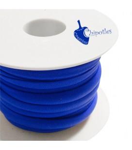 Tubolare Lycra 5 mm Blu Elettrico