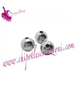 Distanziatori Palline 4 mm Acciaio Inossidabile (10 grammi)