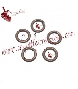 Anellini Apribili 4,5 mm Vari Colori (10 grammi)