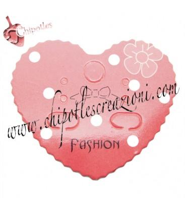 Espositori Carta Etichette - Targhette per Bijoux a Cuore