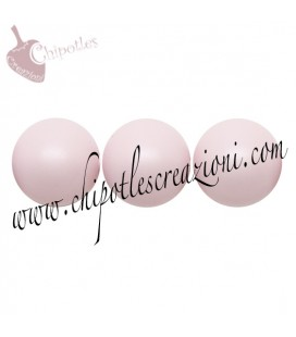 Perle Swarovski® 5810 6 mm Crystal Pastel Rose Pearl (100 pezzi)