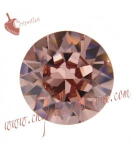 Chaton Swarovski® 1088 SS39 8 mm Blush Rose 257 (6 pezzi)
