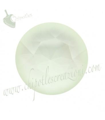 Chaton Swarovski® 1088 SS39 8 mm Crystal Powder Green