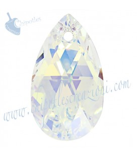 Ciondolo Goccia Swarovski® 6106 22 mm Crystal AB