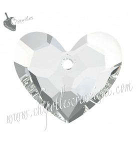 Ciondolo Cuore Truly in Love Heart Swarovski® 6264 28 mm Crystal