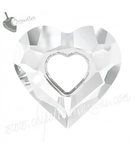 Ciondolo Cuore Miss U Heart Swarovski® 6262 26 mm Crystal