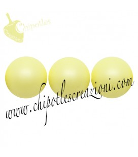 Perle Swarovski® 5810 8 mm Crystal Pastel Yellow Pearl