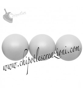 Perle Swarovski® 5810 8 mm Pastel Grey Pearl (10 pezzi)