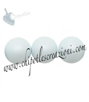 Perle Swarovski® 5810 8 mm Pastel Blue Pearl (10 pezzi)