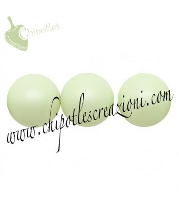Perle Swarovski® 5810 8 mm Pastel Green Pearl