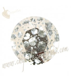 Chaton Swarovski® 1088 SS39 8 mm Crystal Rose Patina