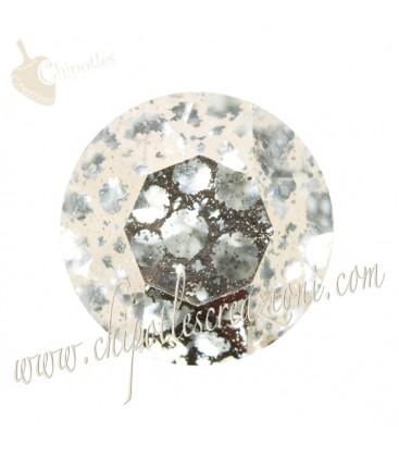 Chaton Swarovski® 1088 SS39 8 mm Crystal Rose Patina
