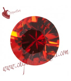 Chaton Swarovski® 1088 SS39 8 mm Light Siam