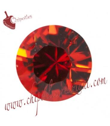 Chaton Swarovski® 1088 SS39 8 mm Light Siam