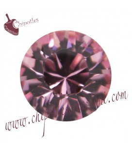 Chaton Swarovski® 1088 SS39 8 mm Light Rose