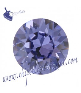 Chaton Swarovski® 1088 SS39 8 mm Tanzanite (6 pezzi)