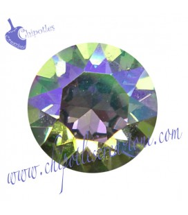 Chaton Swarovski® 1088 SS39 8 mm Crystal Paradise Shine