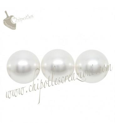 Perle Swarovski® 5811 12 mm Crystal White Pearl