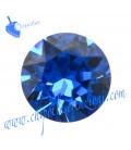 Chaton Swarovski® 1088 SS39 8 mm Capri Blue