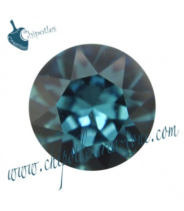 Chaton Swarovski® 1088 SS39 8 mm Indicolite