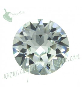 Chaton Swarovski® 1088 SS39 8 mm Light Azore (6 pezzi)