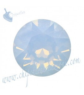 Chaton Swarovski® 1088 SS39 8 mm Air Blue Opal