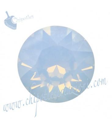 Chaton Swarovski® 1088 SS39 8 mm Air Blue Opal