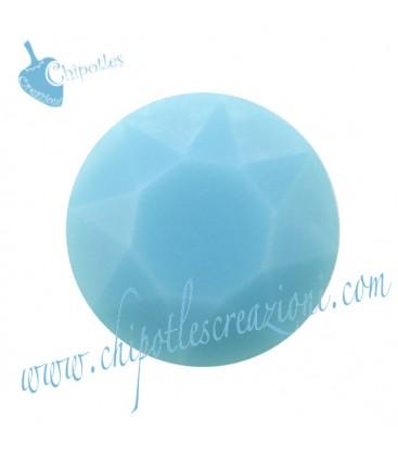 Chaton Swarovski® 1088 SS39 8 mm Turquoise