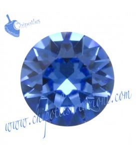 Chaton Swarovski® 1088 SS39 8 mm Sapphire (6 pezzi)