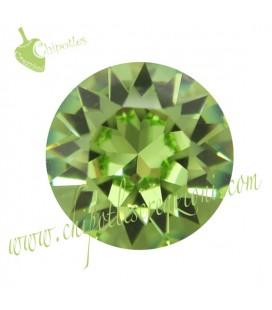 Chaton Swarovski® 1088 SS39 8 mm Peridot (6 pezzi)