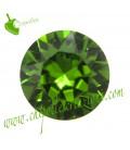Chaton Swarovski® 1088 SS39 8 mm Fern Green