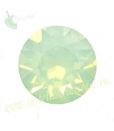 Chaton Swarovski® 1088 SS39 8 mm Chrysolite Opal