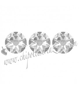 Flat Backs No Hotfix Swarovski® Xirius Rose 2088 SS34 7,07-7,27 mm Crystal (12 pezzi)