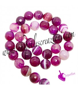 Perle Agata 12 mm (1 Filo)