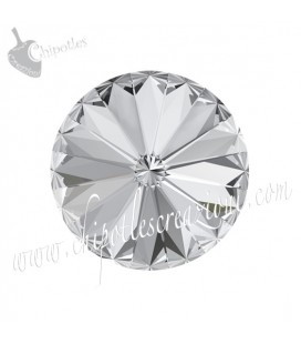 Rivoli Swarovski® 1122 12 mm Crystal 001