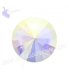 Rivoli Swarovski® 1122 12 mm Crystal Aurora Boreale (2 pezzi)