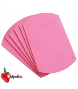 Scatola Carta 7x7 cm colore Rosa