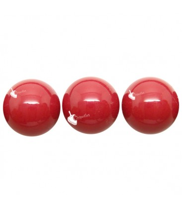 Perle Swarovski® 5810 6 mm Crystal Red Coral Pearl