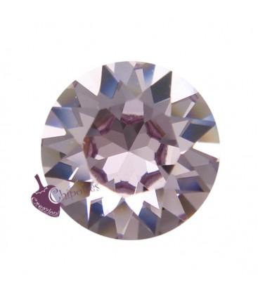 Chaton Swarovski® 1088 SS39 8 mm Light Amethyst