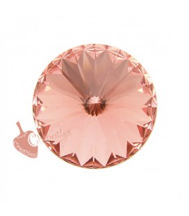 Rivoli Swarovski® 1122 12 mm Rose Peach