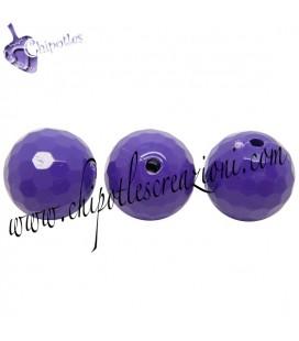 Perla 16 mm Acrilico Vari Colori
