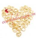 Anellini Apribili 4,5 mm colore Oro