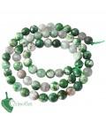 Filo Perle Agata 6mm colore Verde