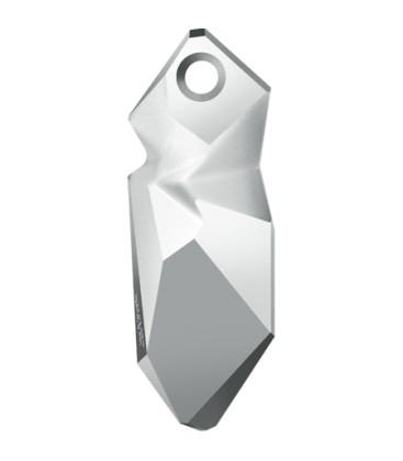Ciondolo Kaputt Swarovski® 6912 28 mm Crystal Light Chrome