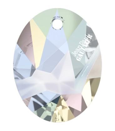 Ciondolo Kaputt Oval Swarovski® 6910 26 mm Crystal AB
