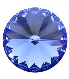 Rivoli Swarovski® 1122 12 mm Sapphire (2 pezzi)