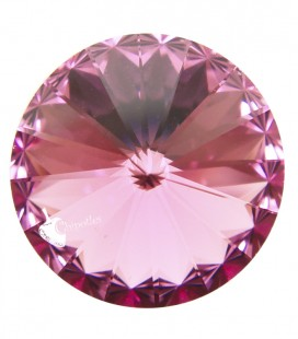 Rivoli Swarovski® 1122 12 mm Rose